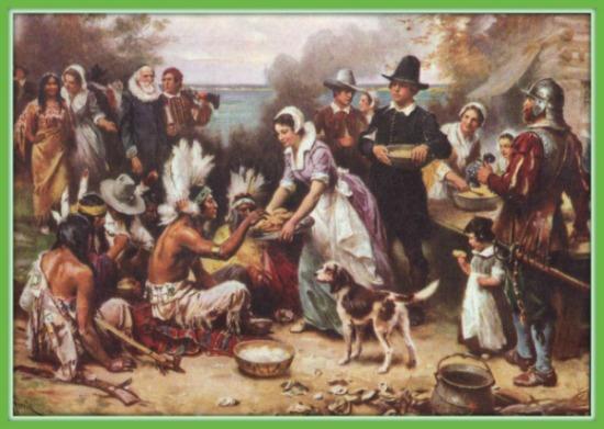 thanksgiving fr 550