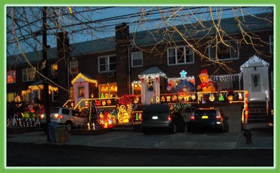 Christmas in our Neighborhood fr 550