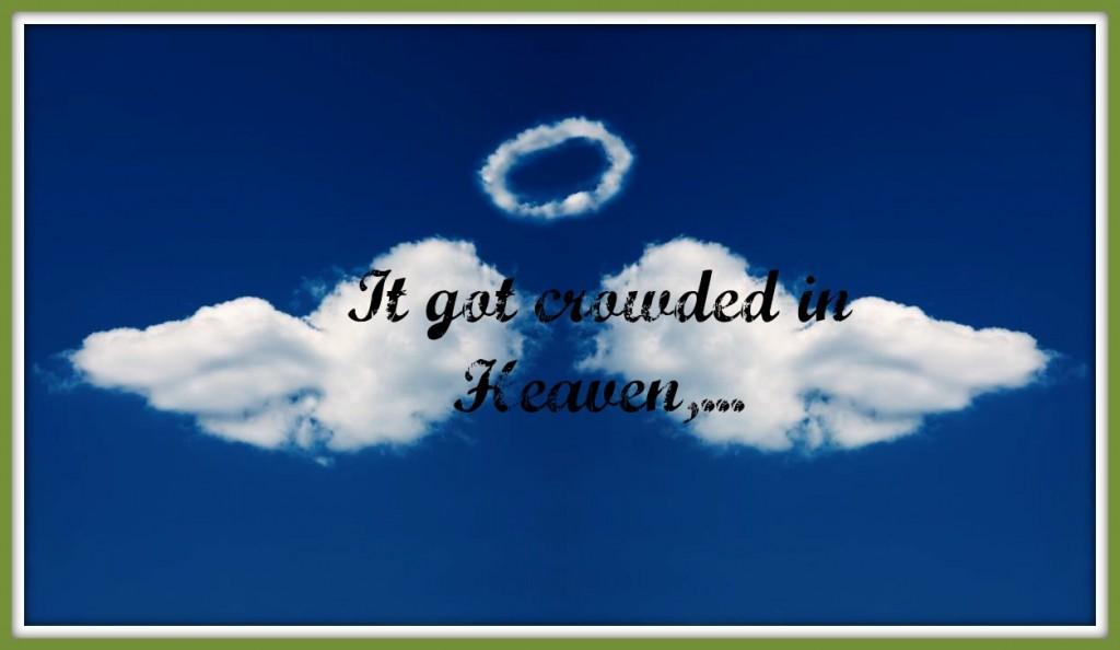 crowded heaven