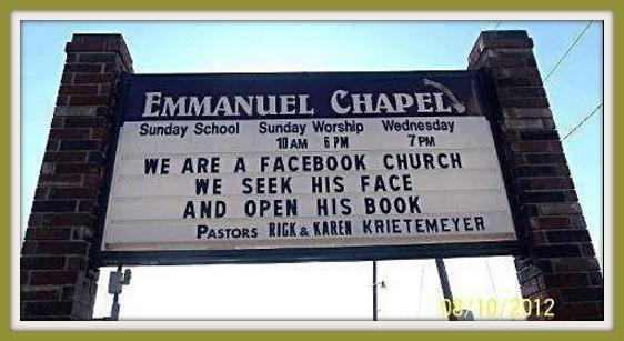facebookchurch