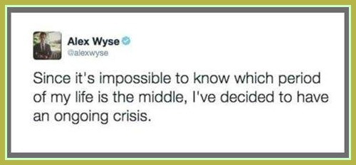 ongoing crisis